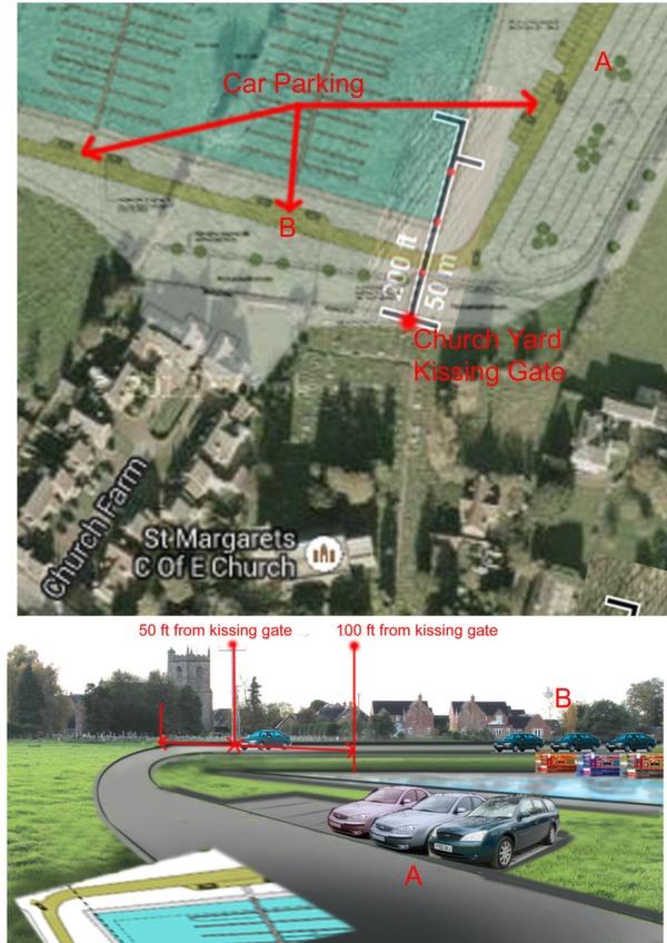 Say No To Wrenbury Village Centre Marina